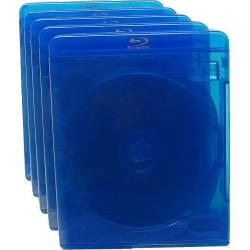 Estuche Plastico Blu Ray 17X13,5