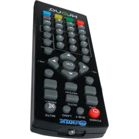 Control Decodificador Krono Televisión Tdt Digital Full Hd