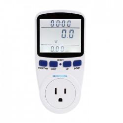 Contador Consumo Energía Eléctrica Medidor Vatimetro Digital
