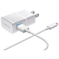 Cargador De Pared + Cable De Datos Usb a Micro Usb Generico Samsung S5 S4 S3 Note 3 2