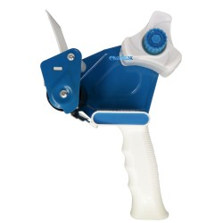 Dispensador Cinta Empaque Ancha Adhesiva Pistola Max 300 Mts