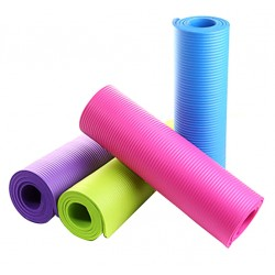 Tapete Yoga Pilates Colchoneta Ejercicios Gimnasio Gym Sport