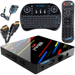 Tv Box 4 Ram 4 Nucleos Smart 32 Gb Android 8.1 Bluetooth Wifi
