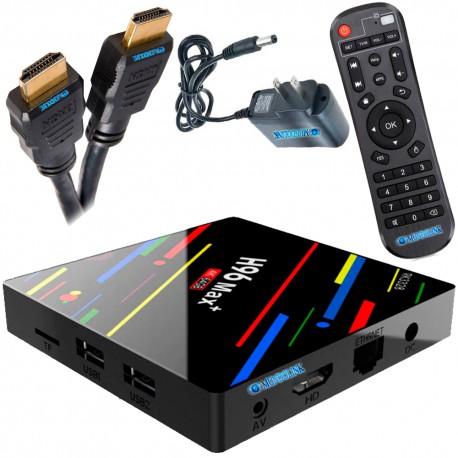 Tv Box 4 Ram 4 Nucleos Smart 32 Gb Android 8.1 Bluetooth Wifi